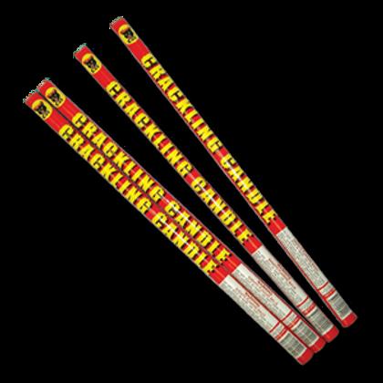 Crackling Candle 10 Shot BC