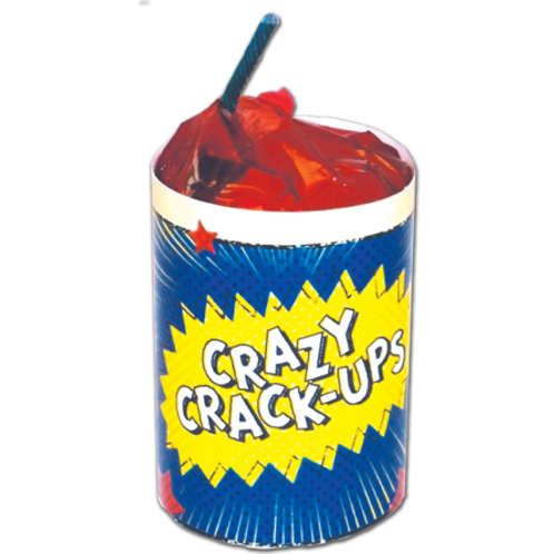 Crazy Crack Ups Singles