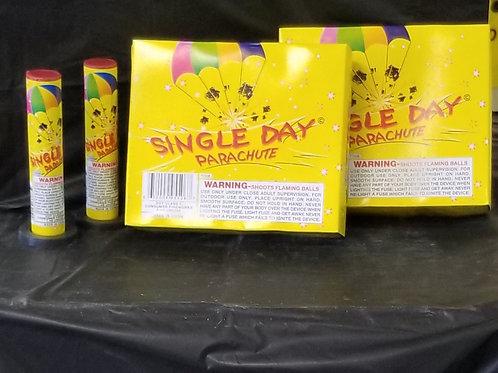 Parachutes Single Day Box of 6