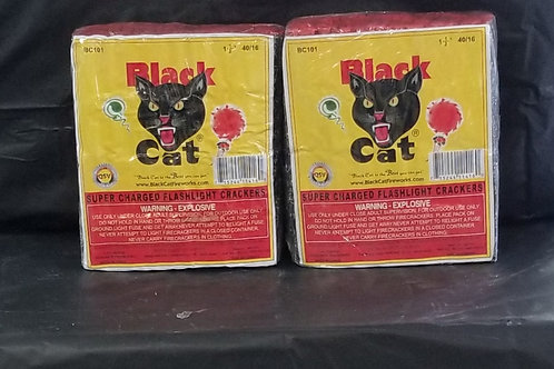 Firecrackers Black Cat 40/16