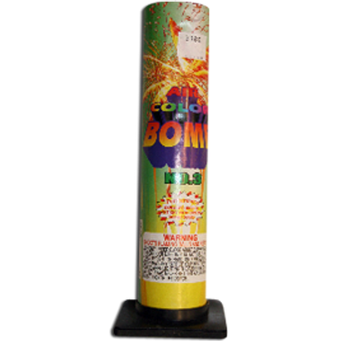 Air Color Bomb Package of 3