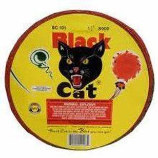 Roll of 8000 Black Cat Firecrackers