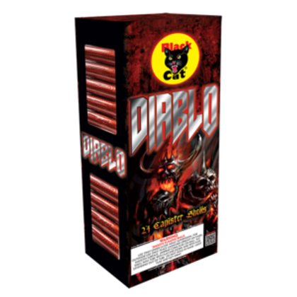 DIABLO 24 CANISTER SHELL