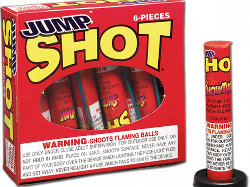 Jump Shot BOGO