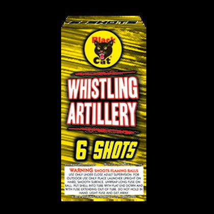Premium Whistling Artillery