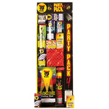 Party Pack 4 Assortment