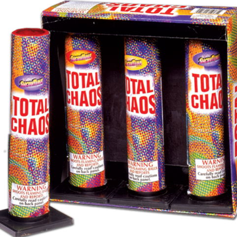 Total Chaos Box of 3