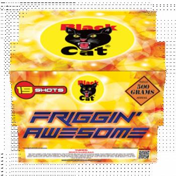Friggin Awesome 19 Shot