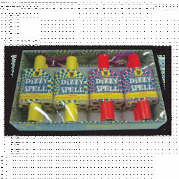 Dizzy Spell Pack of 4