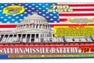 750 Shot Saturn Missile Battery