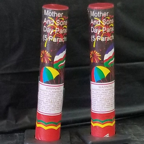 Parachute Mother and Son Singles