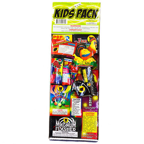 Kids Pack Assortment