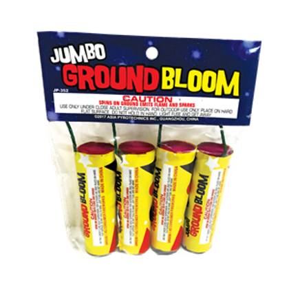 Jumbo Crackling Ground Bloom