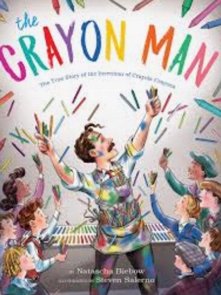 The Crayon Man  Hardcover