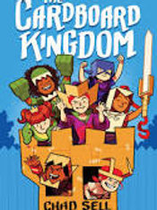 The Cardboard Kingdom  Paperback