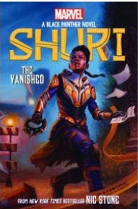 Shuri: The Vanished  Paperback