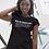Thumbnail: Black Self-Published Author T-Shirt