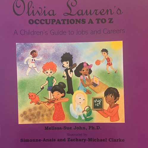 Olivia Lauren's Occupations A to A  Paperback