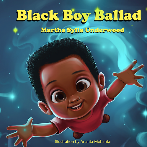 Black Boy Ballad  Hardcover