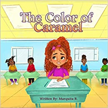 The Color of Caramel  Paperback