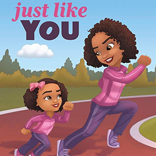 Just Like You  Hardcover