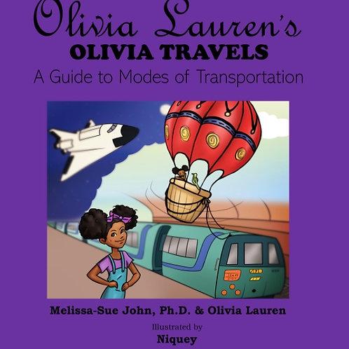 Olivia Travels  Paperback