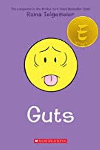 Guts  Paperback