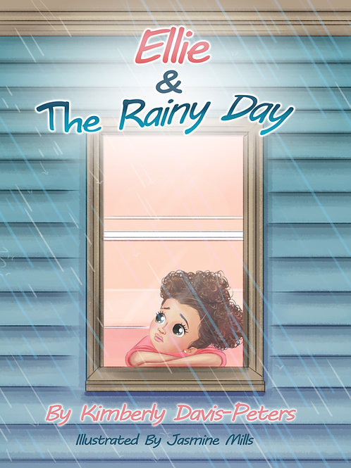 Ellie and The Rainy Day Bee Craft Making Kit  Paperback