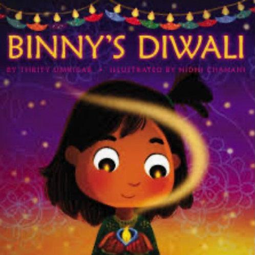 Binny's Diwali  Hardcover