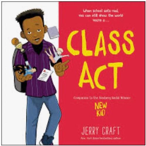 Class Act  Paperback