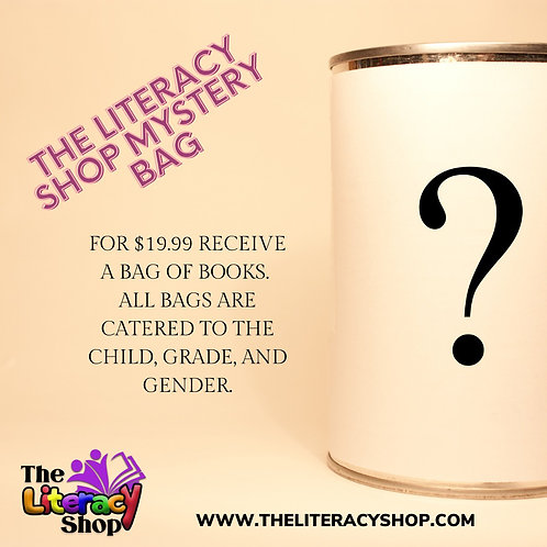 The Literacy Shop Mystery Bag