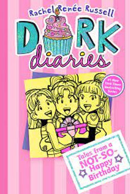 Dork Diaries: Tales from a Not-So-Happy Birthday  Hardcover