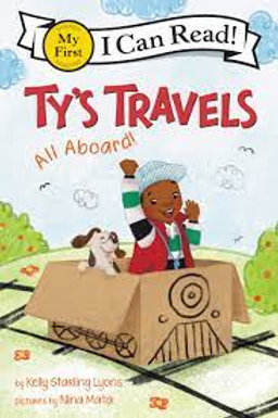Ty's Travels All Aboard!  Paperback