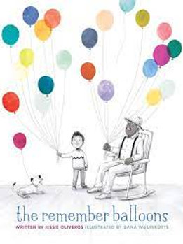 The Remember Balloons Hardcover