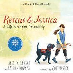 Rescue & Jessica  Hardcover