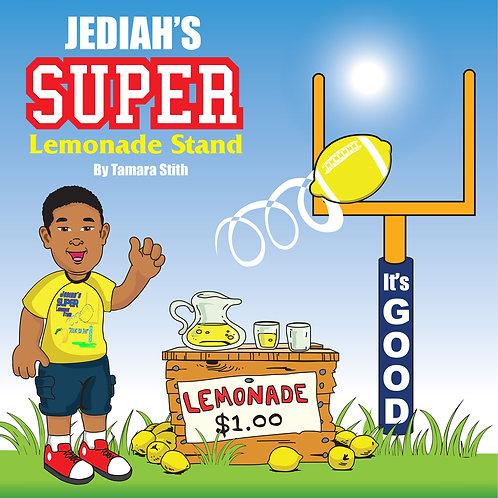 Jediah's Super Lemonade Stand  Paperback
