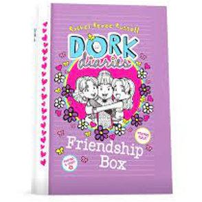Dork Diaries Friendship Box  Hardcover