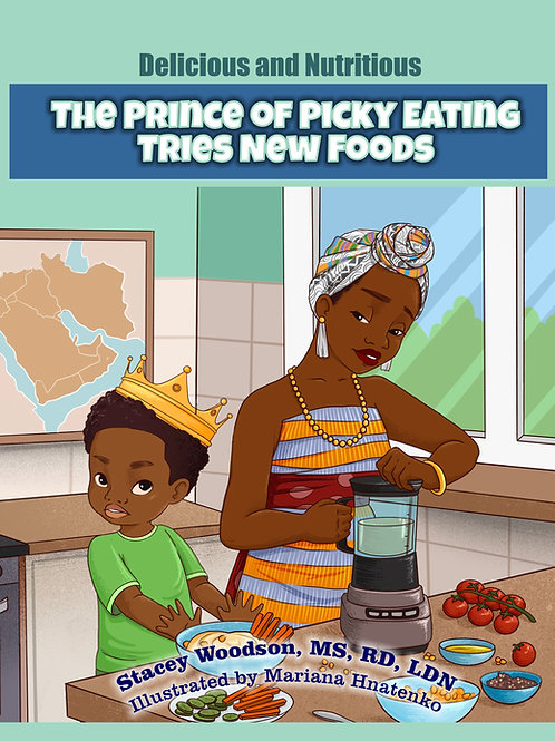 The Prince of Picky Eating Tries New Foods