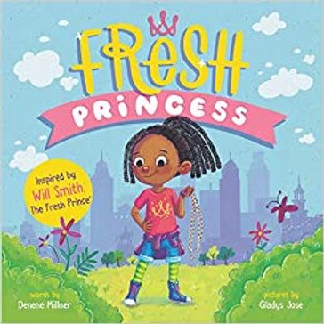 Fresh Princess  Hardcover