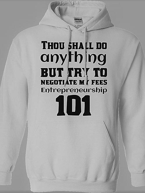 Entrepreneurship 101 Hoodie