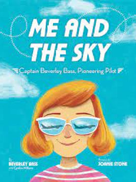 Me And The Sky Hardcover