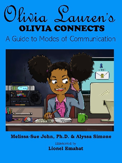 Olivia Connects  Paperback
