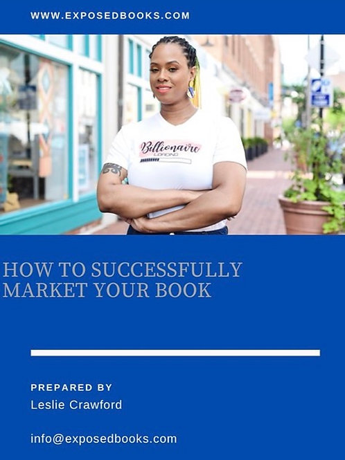 How to Successfully Market Your Book