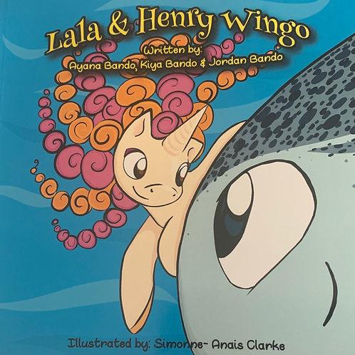 Lala & Henry Wingo Paperback