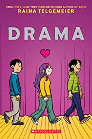 Drama  Paperback