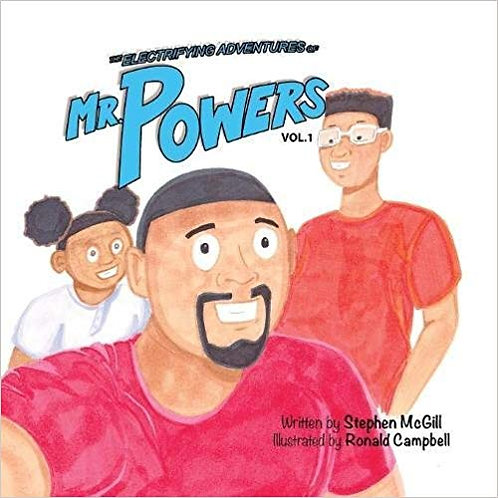 The Electrifying Adventure of Mr. Powers Vol 1