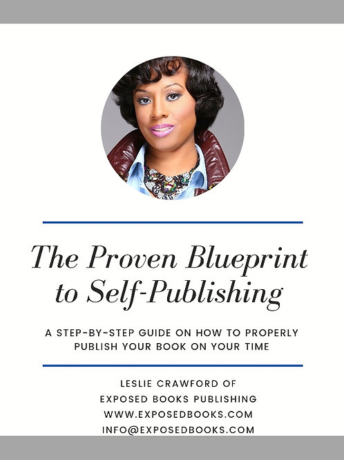 The Proven Blueprint to Self-Publishing