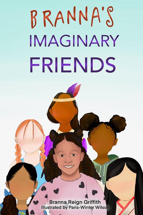 Branna's Imaginary Friends  Paperback