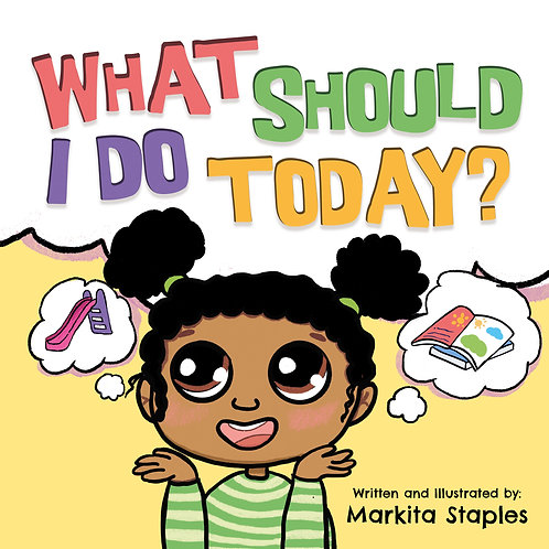 What Should I Do Today?  Paperback