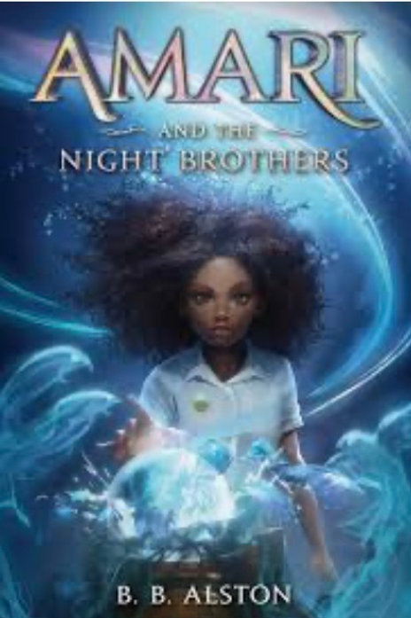 Amari and the Night Brothers   Paperback